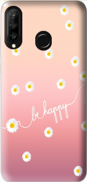 HAPPY DAISY SUNRISE Huawei P30 Lite / Nova 4 Case