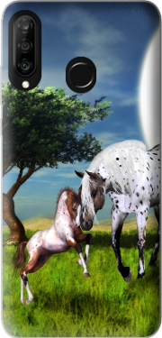 Horses Love Forever Case for Huawei P30 Lite / Nova 4