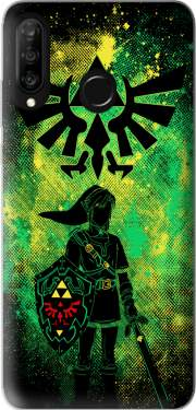 Hyrule Art for Huawei P30 Lite / Nova 4