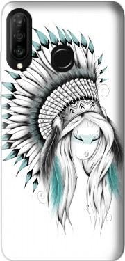 Indian Headdress Huawei P30 Lite / Nova 4 Case