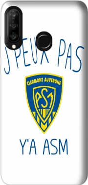 Je peux pas ya ASM - Rugby Clermont Auvergne Case for Huawei P30 Lite / Nova 4