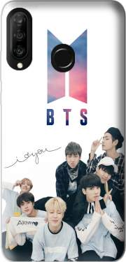 K-pop BTS Bangtan Boys Case for Huawei P30 Lite / Nova 4