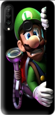 Luigi Mansion Fan Art Huawei P30 Lite / Nova 4 Case