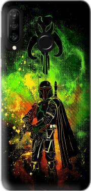 Mandalore Art Case for Huawei P30 Lite / Nova 4
