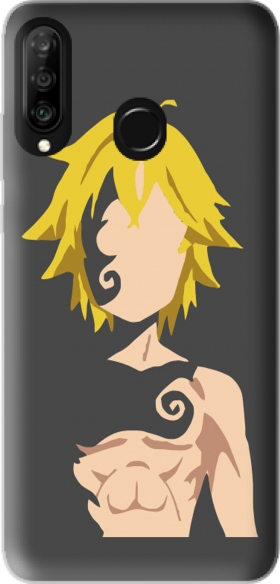 Case Meliodas for Huawei P30 Lite / Nova 4