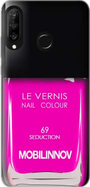 Nail Polish 69 Seduction Case for Huawei P30 Lite / Nova 4