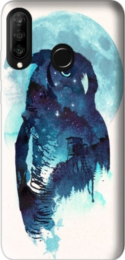 Night Owl Case for Huawei P30 Lite / Nova 4