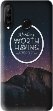 Nothing Worth... Case for Huawei P30 Lite / Nova 4