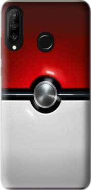 PokeBall Case for Huawei P30 Lite / Nova 4