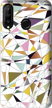 Polygon Art Huawei P30 Lite / Nova 4 Case
