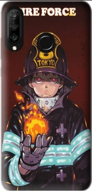 Shinra kusakabe fire force Huawei P30 Lite / Nova 4 Case