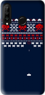 Space Invaders Case for Huawei P30 Lite / Nova 4