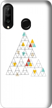 Triangle - Native American Huawei P30 Lite / Nova 4 Case