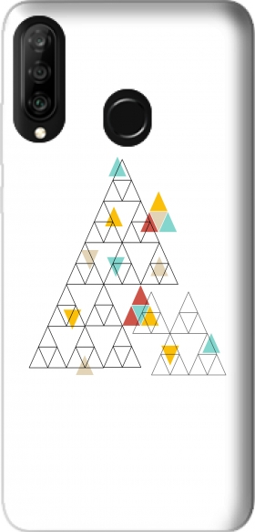 Case Triangle - Native American for Huawei P30 Lite / Nova 4
