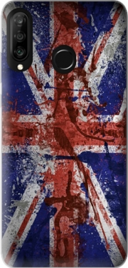 Union Jack Painting Case for Huawei P30 Lite / Nova 4
