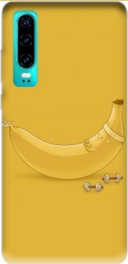 Banana Crunches Case for Huawei P30