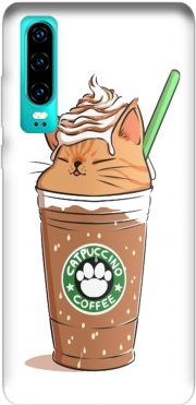 Catpuccino Caramel Case for Huawei P30