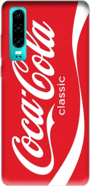 Coca Cola Rouge Classic Case for Huawei P30