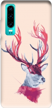 Deer paint for Huawei P30