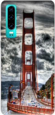 Golden Gate San Francisco Case for Huawei P30