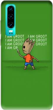 Groot Detention Case for Huawei P30