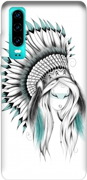 Indian Headdress Case for Huawei P30