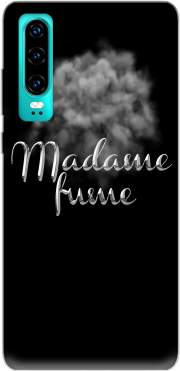 Madame Fume Case for Huawei P30