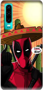 Mexican Deadpool for Huawei P30