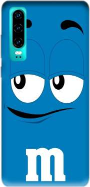 M&M's Blue Case for Huawei P30