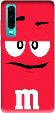 M&M's Red Case for Huawei P30
