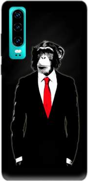 Monkey Domesticated Case for Huawei P30