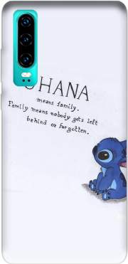 Ohana Means Family Case for Huawei P30