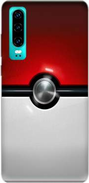 PokeBall Case for Huawei P30