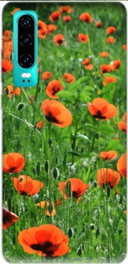 POPPY FIELD Case for Huawei P30