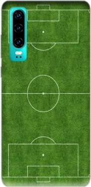 Soccer Field Case for Huawei P30