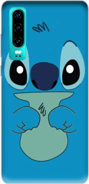 Stitch Face Case for Huawei P30