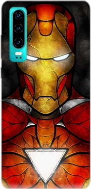 The Iron Man Case for Huawei P30