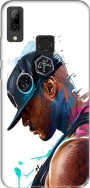 Booba Fan Art Rap Case for Huawei P Smart 2019