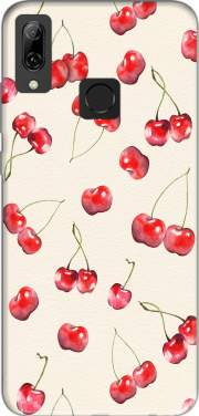 Cherry Pattern Case for Huawei P Smart 2019 / Honor 10 lite