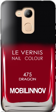 Nail Polish 475 DRAGON Case for Honor 6c Pro / Huawei V9 Play