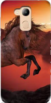 A Horse In The Sunset Case for Honor 6c Pro / Huawei V9 Play