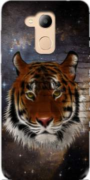 Abstract Tiger Case for Honor 6c Pro / Huawei V9 Play