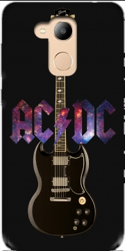 AcDc Guitare Gibson Angus Case for Honor 6c Pro / Huawei V9 Play