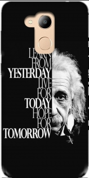 Albert Einstein Case for Honor 6c Pro / Huawei V9 Play