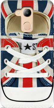 All Star Basket shoes Union Jack London Case for Honor 6c Pro / Huawei V9 Play