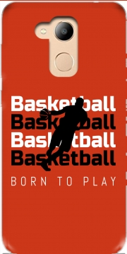 Basketball Born To Play Case for Honor 6c Pro / Huawei V9 Play