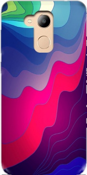 Blurred Lines Case for Honor 6c Pro / Huawei V9 Play