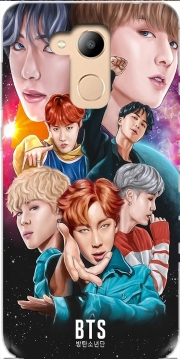 BTS DNA FanArt Case for Honor 6c Pro / Huawei V9 Play