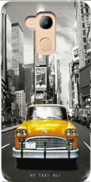 Yellow taxi City of New York City Case for Honor 6c Pro / Huawei V9 Play