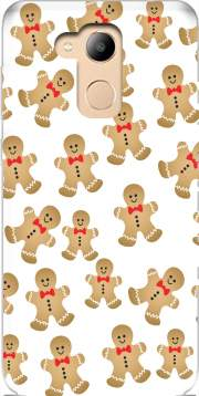 Christmas snowman gingerbread Honor 6c Pro / Huawei V9 Play Case
